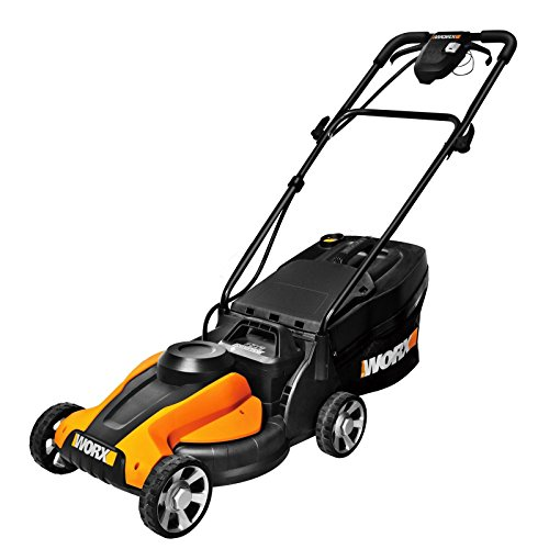 Ship from USA WORX WG775 LilMo 14-Inch 24-Volt Cordless Lawn Mower with Removable Battery an ITEM NO8Y-IFW81854224430