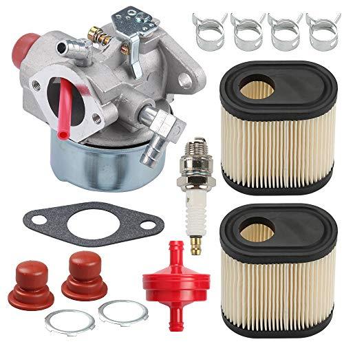 Carburetor  36905 740083A Air Filter Spark Plug Fuel Line for Toro 20016 20017 20018 675HP Recycler Lawn Mower