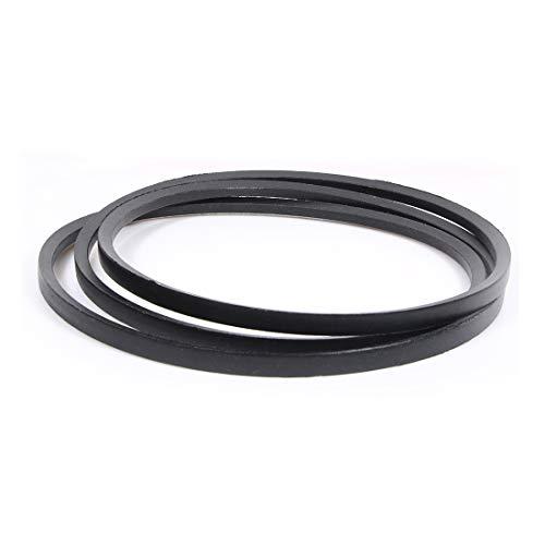 Woniu Lawn Mower 50 Deck Belt Replacement Toro 119-8820 1198820 SS5000 SS5060 MX5060 Timecutter Deck V-Belt