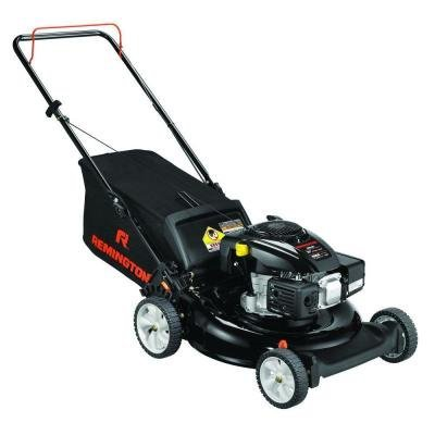 Remington 21 in 173cc Kohler Walk-Behind 2-in-1 Gas Lawn Mower