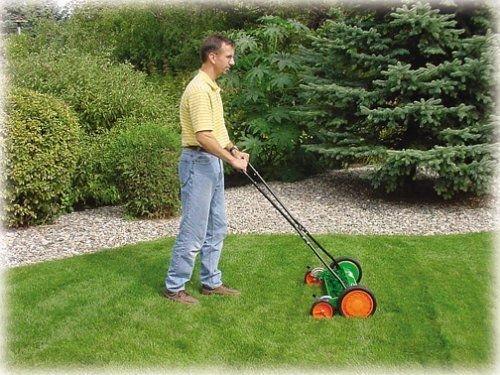 New Scotts 2000 20 Inch Classic Push Reel Lawn Mower hj7-545mki94 G1531992