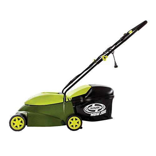 Sun Joe Mj401e Mow Joe 14-inch 12 Amp Electric Lawn Mower With Grass Bag