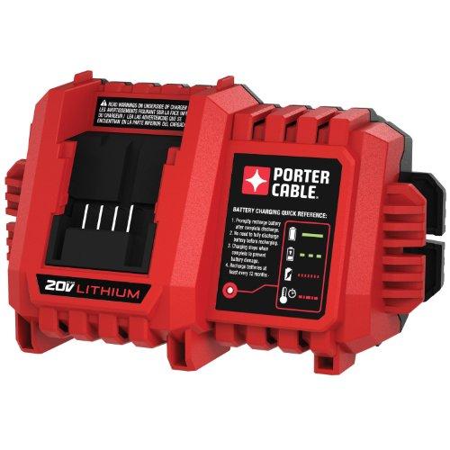 Porter-cable Pcc690l 20-volt Lithium Ion Charger
