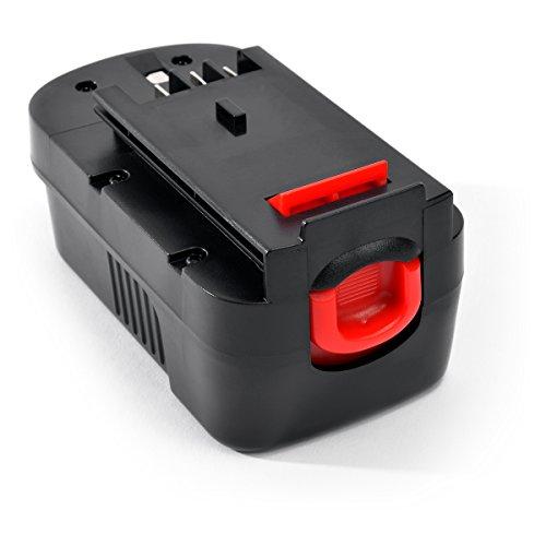 Innerteck Blackamp Decker 18v Replacement Battery For Hpb18 Hpb18-ope A1718 A18 A18e A18nh