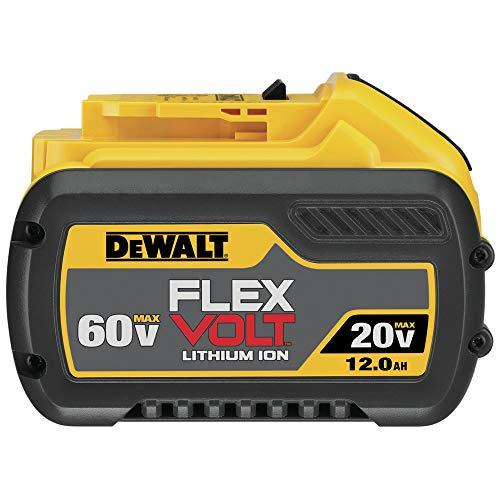 DeWalt DCB612 Flexvolt 20V60V Max 120 Ah Battery