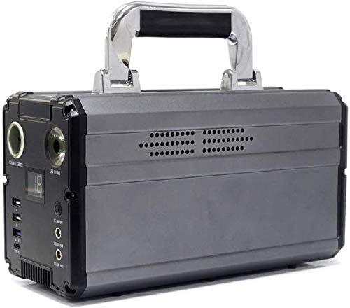 Inorising Portable Power Station Generator Explorer 330Wh82500mAH Generator Lithium Battery Backup Power Supply 110V AC Inverter for Outlet Outdoors Camping Fishing Emergency Grey
