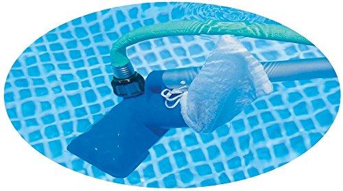 Intex Cleaning Maintenance Swimming Pool Kit With Vacuumamp Pole