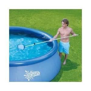 Summer Escapes Pool Maintenance Kit Silver Blue