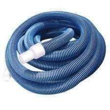 Premium Pool Vacuum Hose With Swivel Cuff 50-feet By 1-12-inch