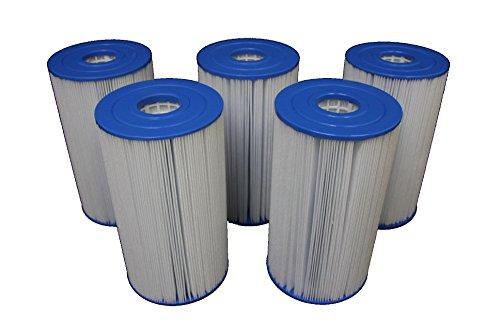 5 Guardian Pool Spa Filters Replace Unicel C-6430 Hot Springs Watkins 31489 Cartridges PKW30