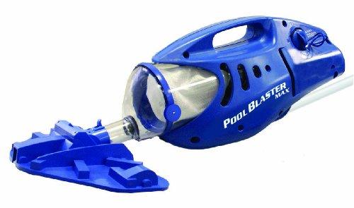 Water Tech POOLBLASTER Max Pool Vac with Hi-Flow Vacuum Motor