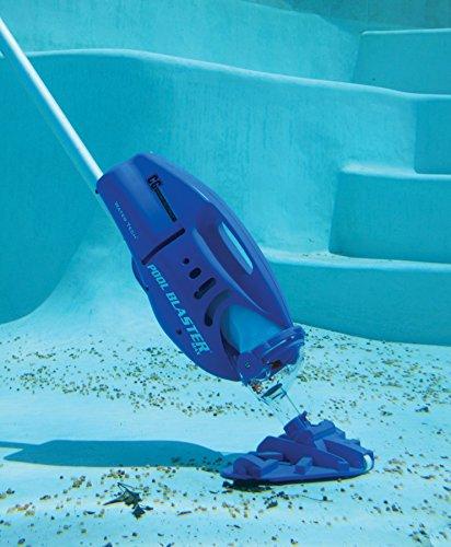 Water Tech Pool Blaster Max CG Handheld PoolSpa Vacuum w 7-21 Telescopic Pole