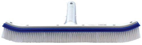 Aqua Chem 18144aqu Deluxe Brush For Swimming Pools 18-inch