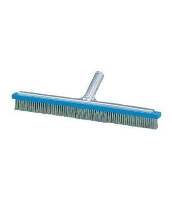 Pentair R111646 718 Back Aluminum Algae Brush With Stainless Steel Bristle 18-inch