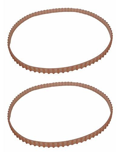 Aqua Products Aquabot Swimming Pool Cleaner Drive Belts - 3302 pair
