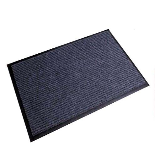 Smartkitch Entrance Rug Floor Mats Shoe Scraper Doormat20x315Gray