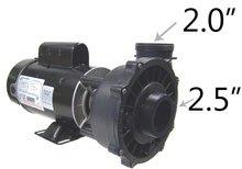 Waterway 2 Speed 45 Hp 230v Spa Pump 3421821-13