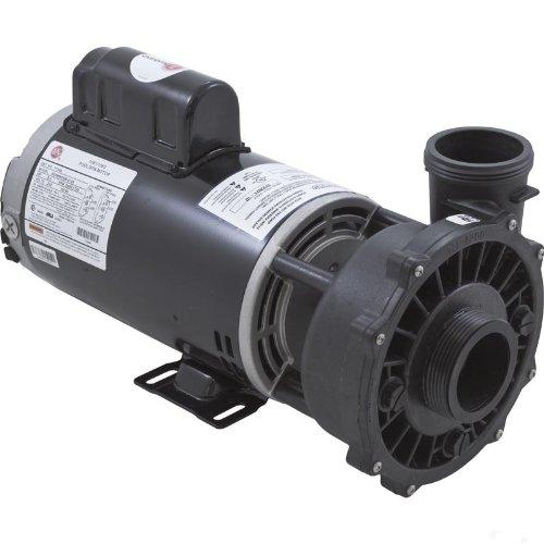 Waterway 3722021-1d 2speed 5hp 230v Spahot Tub Pump