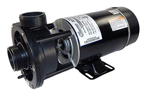 Waterway Plastics 3410310-15 34 Hp 115v 1-speed Spa Pump 1 2&quot Center Discharge