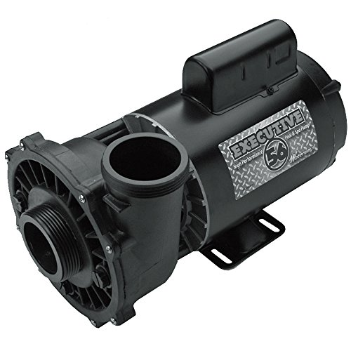 Waterway Plastics 3721621-13 Executive 56 Frame 4 hp Spa Pump 230-volt