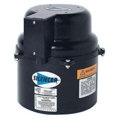 Air Supply 16310120f 1hp 120v Silencer Spa Blower