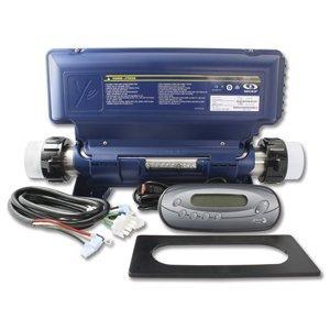 Aeware Gecko INYE-5-H40 Spa Controller Kit wTopside K450 Cords 40KW