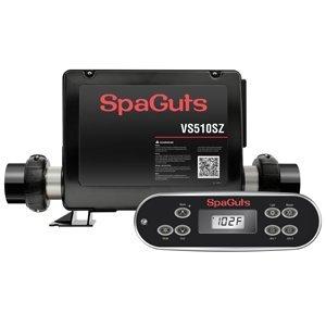 Spaguts Brand Vs510sz Dual Pump Spa Controller Wtopside 54802