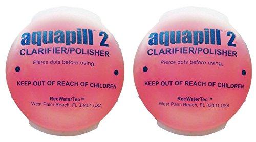 2 SeaKlear AquaPill 2 Clarifier Plus Flocculant Swimming Pool Pods  AP02 2