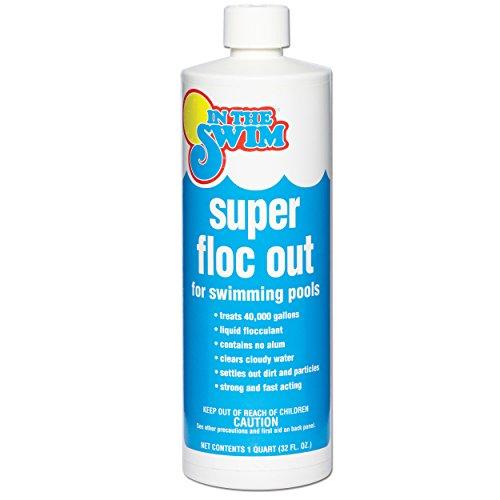 In The Swim Super Floc Pool Water Clarifier - 1 Quarts