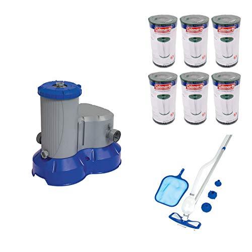 Bestway Pool Filter Pump  Pool Cleaning  Kit  Filter Cartridge IVB 6 Pack