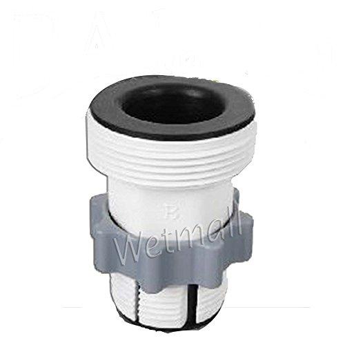 Intex Filter Pump Threaded Hose Conversion Adapter