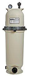 Pentair 188614 Easyclean  Fiberglass Reinforced Polypropylene Tank D.e. Pool Filter, 15 Square Feet, 60 Gpm