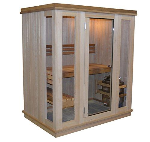 Almost Heaven Saunas Bluestone Indoor Sauna 2-3 Person