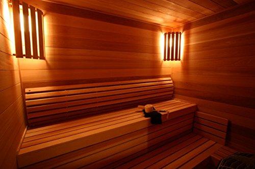 Cedro Precut Sauna Kit 4 x 6 x 7