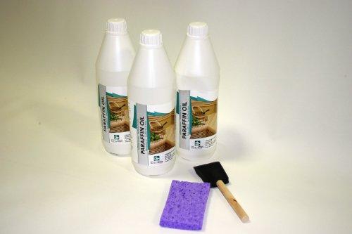 Hanko Paraffin Oil Kit For Saunas