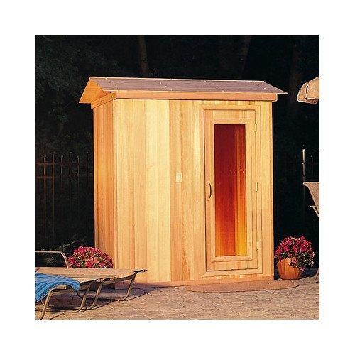 Cedro Outdoor Sauna 6 x 8