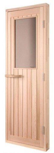 Cedar Sauna Door With Bronze Glass right Hand Hinge