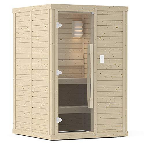 Goldstar 1000 Prebuilt Traditional Sauna