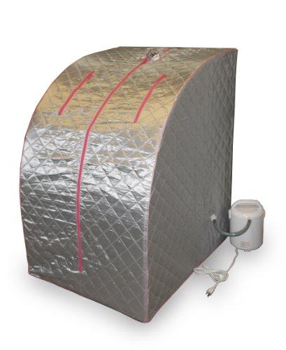 Premium Portable Steam Sauna Free 3 Boxes of Herb Bag