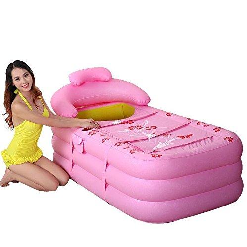 Inflatable Bath Tubadultcollapsesaunabath Barrel Tub