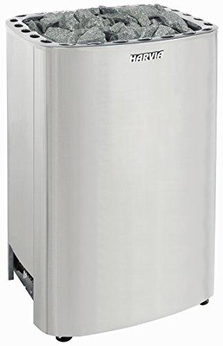 Finlandiaharvia Club 10 Sauna Heater With Griffin Digital Control 10kw 2083ph Maximum 600 Cubic Feet
