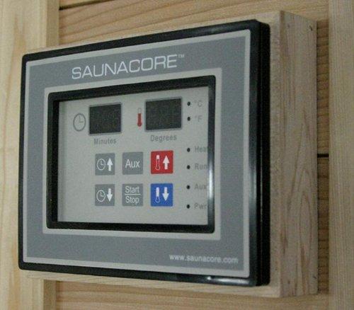 Saunacore Mercuri Digital Control For Saunacore Sauna Heaters