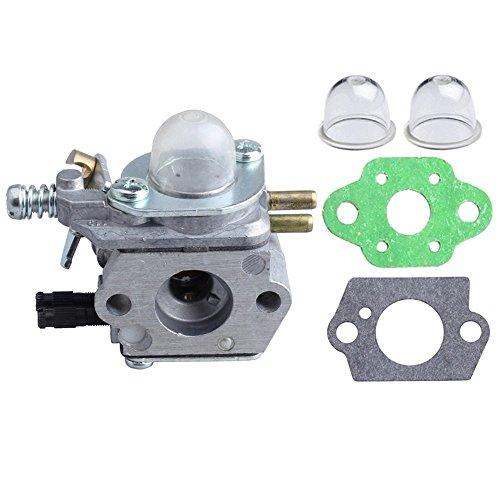 HIPA C1U-K52 C1U-K47 Carburetor for ECHO SRM2100 SRM2110 GT200 GT200EZR GT2000 GT2000R GT2100 PAS2000 PAS2100 PE2000 PP1200 PP800 PPF2100 PPF2110 PPSR2122 PPT2100 Power Pruner Trimmer