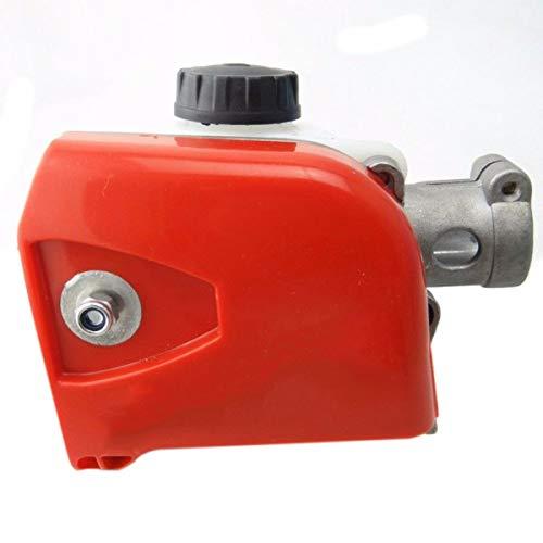 PEX8888 26mm 7 Spline Top 9 Spline Pole saw Tree Cutter Chainsaw Gearbox Gear head Tools Orange&White