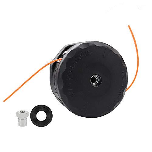 Dalom Speed Feed Trimmer Head for Echo SRM210 SRM225 SRM225i SRM225U SRM230 SRM260 SRM261 SRM265 SRM2100 SRM2300 SRM2400 w Adaptor
