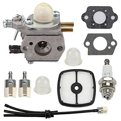 Mannial C1U-K52 C1U-K29 C1U-K47 Carburetor for Echo GT200EZR GT2000R GT2000SB PAS2000 PAS2100 PE2000 SRM2100 GT2000 GT2100 SRM2110 Trimmer Rep  Echo 12520013312 125200133313 12520013314