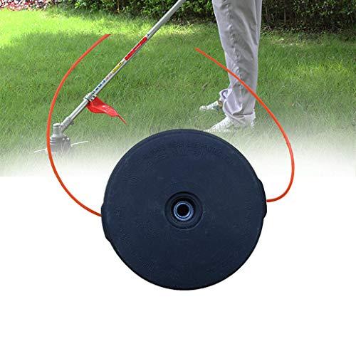 Dowager String Trimmer Bump Head Universal Plastic Grass Trimmer Garden Strimmer Lawn Mower for Fitting Garden Outdoor
