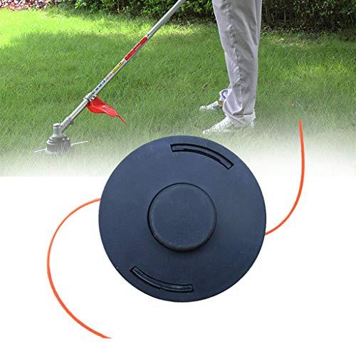 Kecar String Trimmer Bump Head Universal Plastic Grass Trimmer Garden Strimmer Lawn Mower for Fitting Garden Outdoor