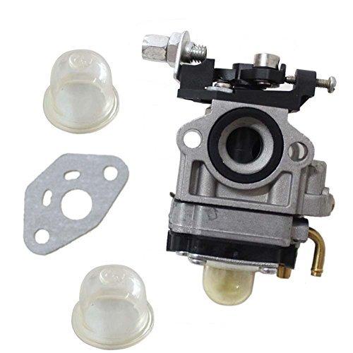 New Pack of Carburetor w Gasket Primer Bulb for ECHO String Trimmer PPT 261 PPT 260 SRM260 SRM261 SRM260S SRM261SB