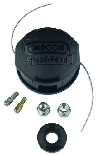 Oregon 55-294 Speed Feed 3-34-inch String Trimmer Head Left Hand Spool